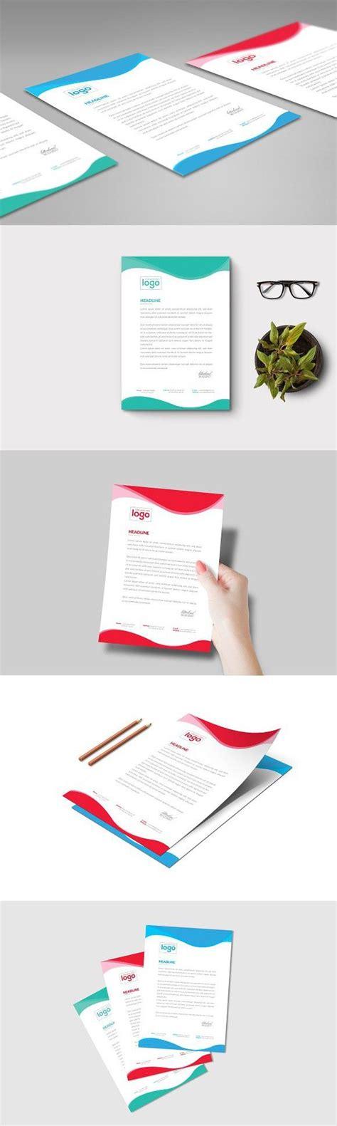 Letter Head Letterhead Letterhead design Stationery