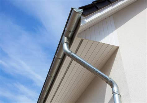 advantages of stainless or galvanized steel gutters best