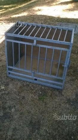 Cani In Gabbia - gabbia alluminio per cani posot class
