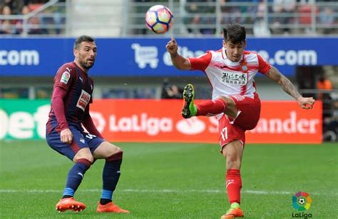 Espanyol empata con Eibar en liga española