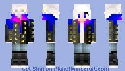 City Lights Minecraft Skin