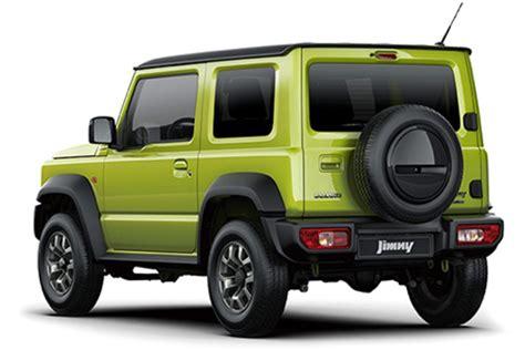 Suzuki Jimny 2018 Suv