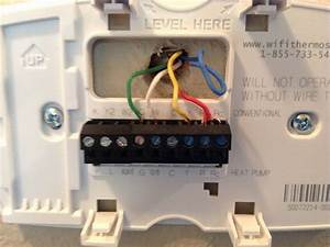 Honeywell Thermostat Wiring Diagram Rth2510