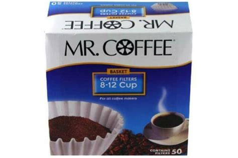 Add the desired amount of coffee and. Mr. Coffee Basket Filters 8 12 Cup 50 for sale online | eBay