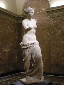 Venus de Milo at the Louvre - Picture of Hotel Bonaparte ...
