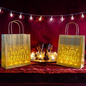 happy diwali paper lanterns by baloolah bunting ...