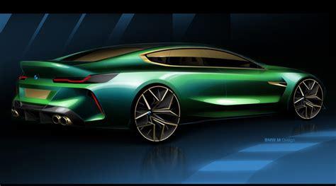 Bmw Unveils Concept M8 Gran Coupe In Geneva
