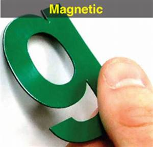 adhesive letters numbers magnetic letters numbers magnatag With custom magnetic letters