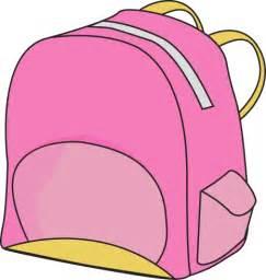 Transparent Backpack Clip Art