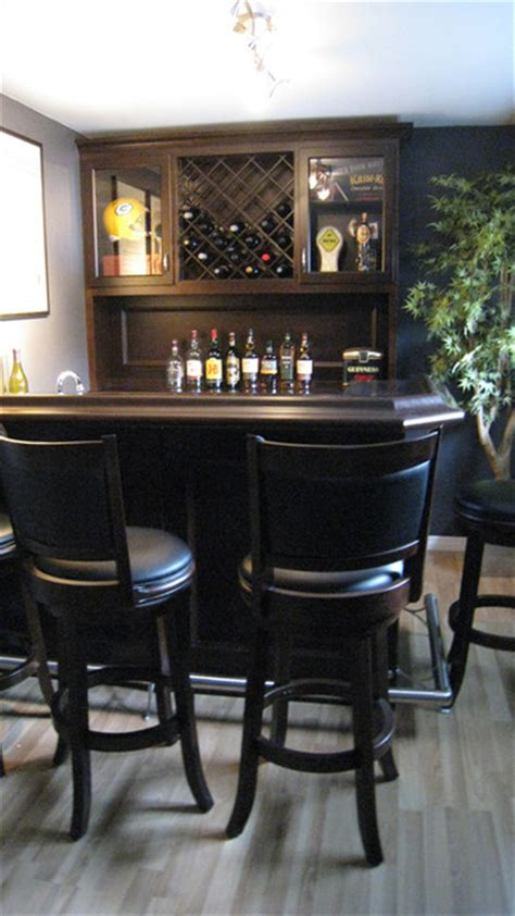 Bar Accessories Toronto by Bar Contemporary Basement Toronto By The Bar