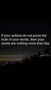 Lying has become a hobby of yours but one day when you ...