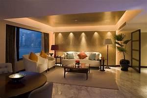 Licht Ideen Wohnzimmer : indirektes licht decke dekoration ~ Sanjose-hotels-ca.com Haus und Dekorationen