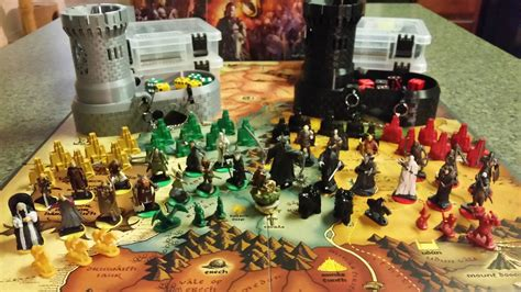 risk lord rings trilogy edition dice lotr game towers allies reply quote axisandallies axis forums