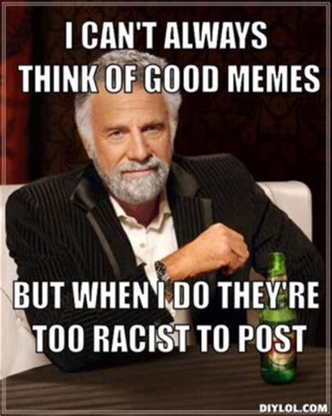 Most Interesting Man Meme Generator - i think most religious people experience by elna baker like success