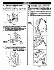 Craftsman 917249791 User Manual Grass Catcher Manuals And