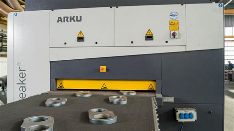When the sparks fly - KTS invests in the EdgeBreaker® 4000 ...