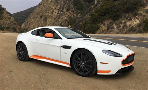 Aston Martin V12 Vantage S Manual  One Take Youtube