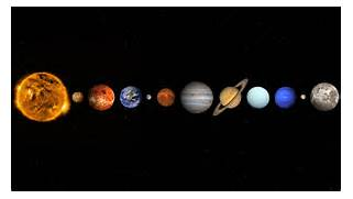 Solar System  Solar System Black And White Images