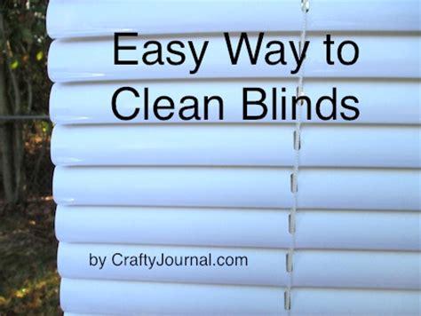 easy way to clean blinds easy way to clean blinds