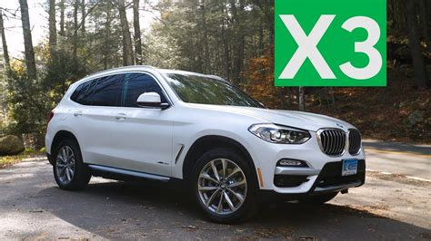 4k Review 2018 Bmw X3 Quick Drive  Consumer Reports