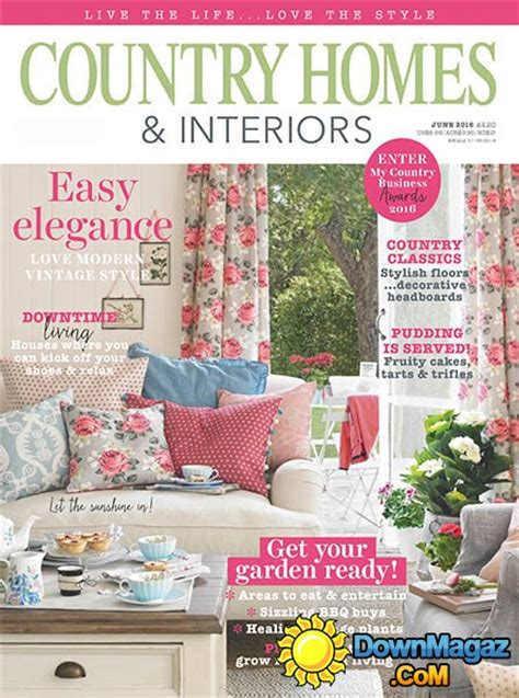country homes and interiors magazine country homes interiors june 2016 pdf