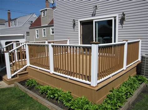 back yard deck outdoor deck pictures and ideas