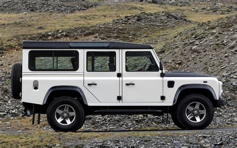 land rover defender  ice  wallpapers  hd