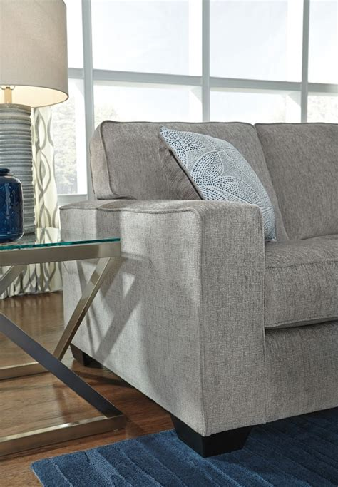 Altari - 2-Piece Sectional with Ottoman | 87214/S2/08 ...