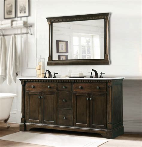 60 Inch Double Sink Bathroom Vanity with Extra Storage