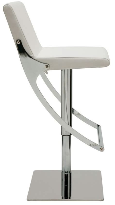 Swinging Bar Stools by Nuevo Swing Ajustable Bar Stool Modernselections