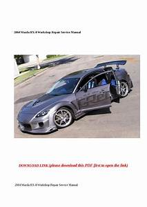 2004 Mazda Rx8 Timing Belt