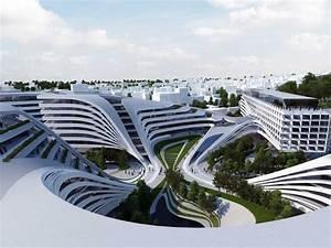 Zaha Hadid Bauwerke : zaha hadid 39 s beko building in belgrade business insider ~ Frokenaadalensverden.com Haus und Dekorationen