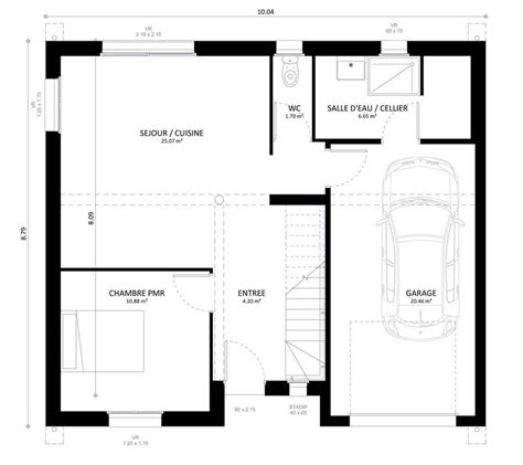 plan de maison 4 chambres avec 騁age carrelage design prix carrelage exterieur moderne design pour carrelage de sol et revêtement de tapis