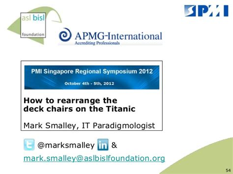 rearranging deck chairs on the titanic how to rearrange the deck chairs on the titanic pmi