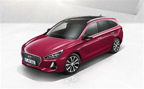 Allnew 2017 Hyundai I30 Wagon Have Large Capacity