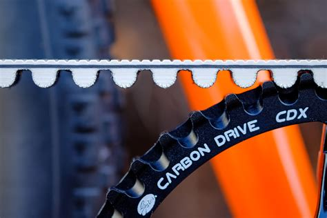 Gates celebrating 10 years of its Carbon Drive system with ...