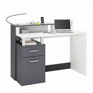 Schreibtisch Weiß Grau : schreibtisch von california bei home24 bestellen home24 ~ Frokenaadalensverden.com Haus und Dekorationen