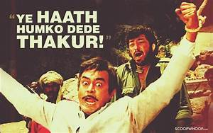 20 Timeless Dialogues From Sholay That Make It The Epic