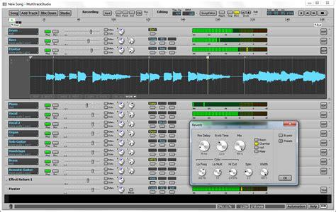 Multitrackstudio By Bremmers Audio Design