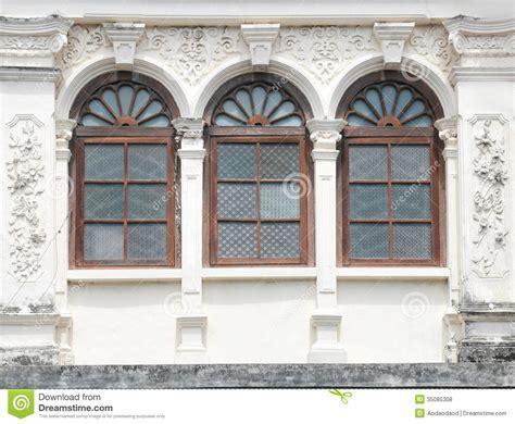 vintage window  wall stock photo image  shutter