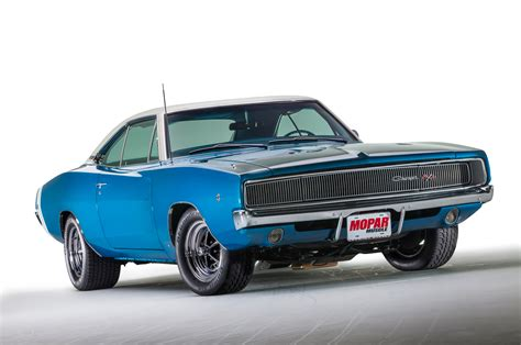 This 1968 Dodge Charger Isn't Your Average 11-second