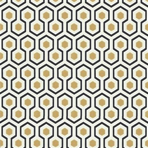 papier peint hicks hexagon cole  son hexagons  sons