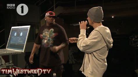 Tim Westwood Tv Eminem Freestyle Complete