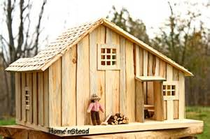 Little House On the Prairie Dollhouse
