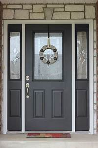 paint front door How to Paint Shutters Tutorial | Home DIY | A + Life