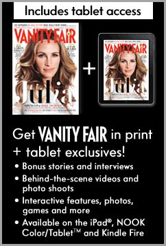 Vanity Fair Subscription Offer by Vanity Fair Magazine Subscription