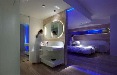 Un Maravilloso Hotel Futurista Por Conocer  Ideas Decoradores