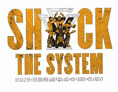 Undisputed Era Shock System Clipart Transparent Deviantart
