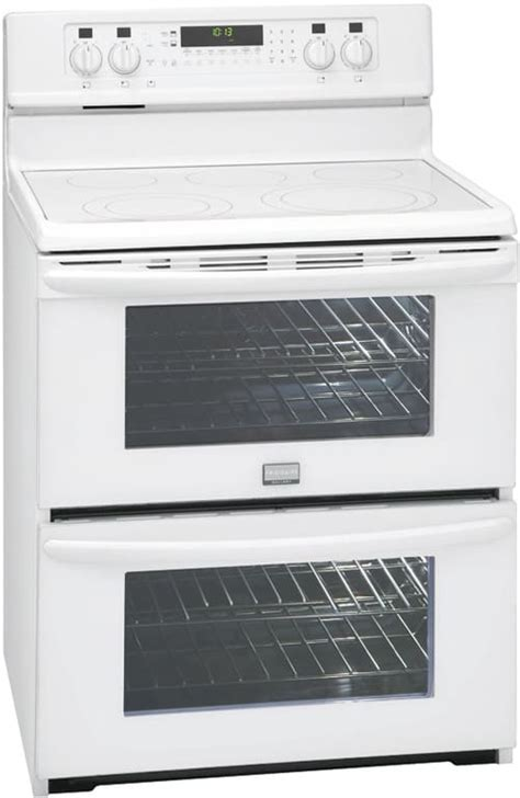 Frigidaire FGEF306TMW 30 Inch Freestanding Electric Double