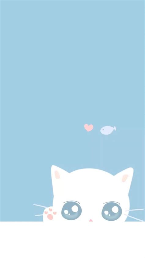aesthetic pastel blue wallpapers